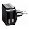 Зарядное устройство Hama 107802 Dual USB Charger 4.2A